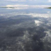 Северодвинск. Прогулка по Летнему берегу Белого моря (5) :: Владимир Шибинский