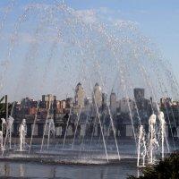 Городской фонтан :: Julia Korzunova