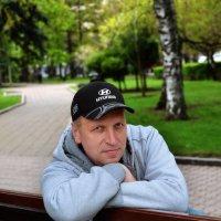 Автопортрет :: Евгений Михайленко