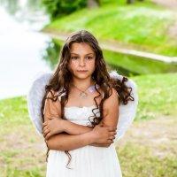 Белый ангел. :: Александр Лейкум