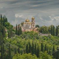 Ново-Афонский мужской монастырь :: Виктор Евстратов
