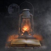 Старый фонарь :: Evgeniy Belkov