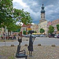 Бургха́узен  — город в Баварии :: Galina Dzubina