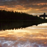 Магия заката... :: Валерия заноска