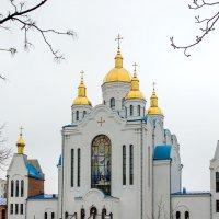 Храм Всех святых в Чернигове :: Сергей Тарабара