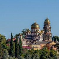 Монастырь святого апостола Симона Кананита :: Дмитрий Сиялов