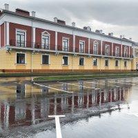 Придорожный отель... :: Ирина Шарапова