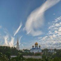 Монастырь :: Женя Лузгин