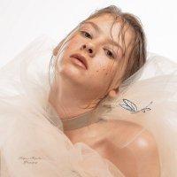 Женский портрет :: Кирилл Гимельфарб