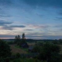 Вечер в Тредубье :: Александр Горбунов