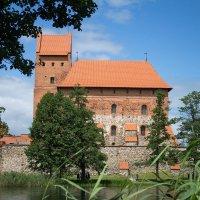 Тракайский замок :: Alena Cyargeenka