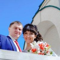 Свадебная прогулка :: Николай Трохачев