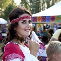 Фестиваль Мир Сибири 2017 Шушенское :: Виктор
