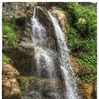 Парк водопадов Менделиха :: Николай Милоградский