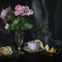 О розах и лимонах. :: Оксана Ермихина