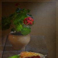 С малиновым пирогом :: Evgeniy Belkov