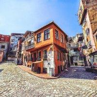 Непарадный Стамбул. Балат :: Ирина Лепнёва
