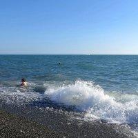 Пусть море останется морем всегда :: Татьяна Смоляниченко