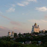 Елец Введенская церковь и Вознесенский собор :: Mikhail