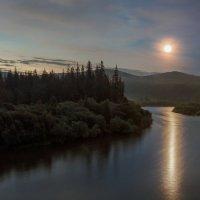 лунная ночь :: Дамир Белоколенко