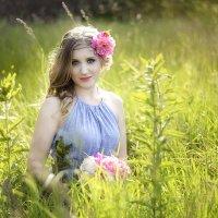 Женский портрет. Фотосессия на природе. Таня Турмалин. :: Таня Турмалин