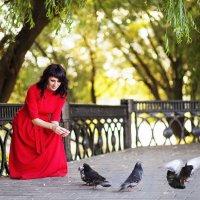 в парке.... :: Елена Лабанова