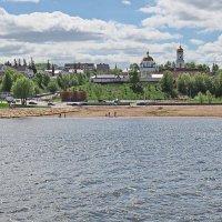 Нижнекамск на горизонте :: aleksandr Крылов