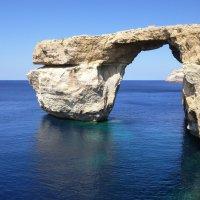 Мальта, остров Гозо, Blue Window. 2014. :: Odissey