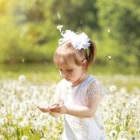 Лето - это маленькая жизнь. :: Марина Кузьмина