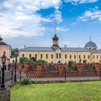 Монастырь Давидова пустынь. :: Владимир Безбородов