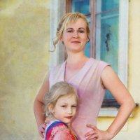 Мама и дочка :: Михаил Латшин
