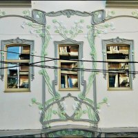 Фрагмент фасада :: Надежда