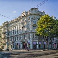 Одесская загадка,- где находится дом с самым большим балконом?!. :: Вахтанг Хантадзе