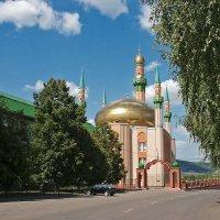 Соборная мечеть. Альметьевск. Татарстан :: MILAV V