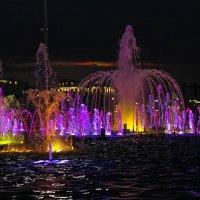 EXPO 2017. Танцующий фонтан. :: TATYANA PODYMA