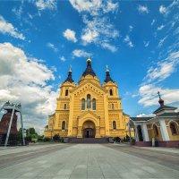 Собор Александра Невского в Нижнем Новгороде :: Ирина Лепнёва