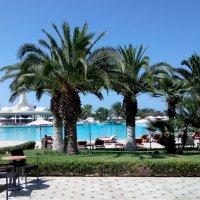 На острове хорошая погода :: Alex Sash