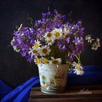Букет полевых цветов :: Галина Galyazlatotsvet