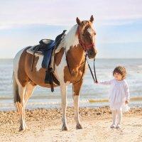 Дети + лошади = космос! :: Наталья Мирошниченко