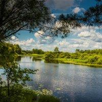 озеро Голубое :: Андрей Костров