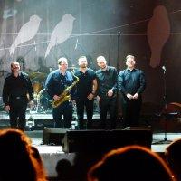 """Закончен концерт """" Queen в джазе"""".ВДНХ сцена на воде. :: Alexey YakovLev"""