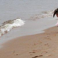 Девочка и река :: Татьяна Осипова(Deni2048)