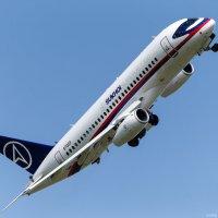 Sukhoi Superjet SSJ 100 :: Павел Myth Буканов