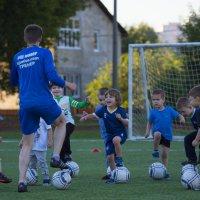 Тренировка дети 3-4 года. :: Юлия Завьялова
