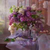 Сирень души моей воспоминаний... :: Валентина Колова