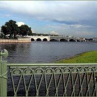 Троицкий мост :: Вера