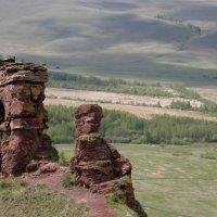 Древние боги Хакасии :: Евгения Шикалова