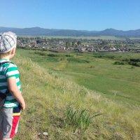моя деревня :: Евгения Шикалова