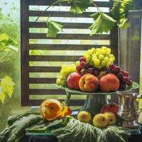 фруктовый натюрморт :: татьяна
