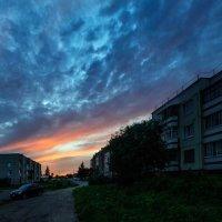 Как красивы летние закаты :: Анатолий Клепешнёв